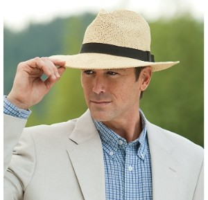 Mens Summer Hat One Southern Man